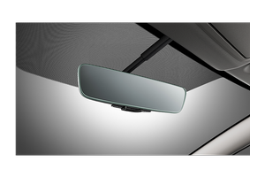 View Frameless Prizm Rear View Mirror with UGDO Full-Sized Product Image