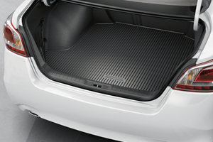 Rubber Trunk Protector Tray. Trunk Protector image for your Nissan